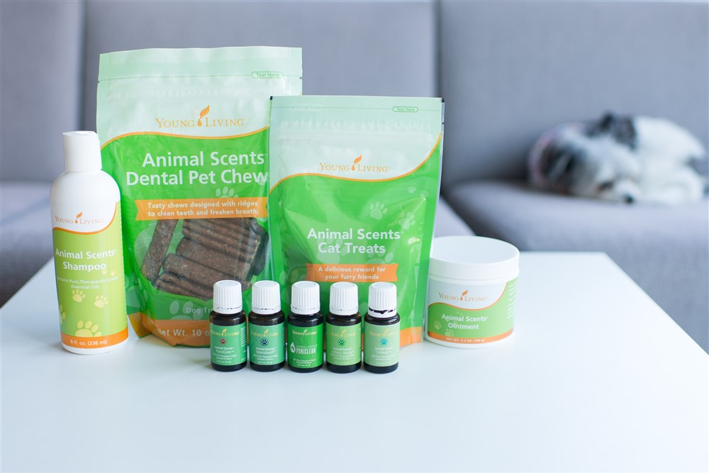 Young Living Animal Scents Pets Dogs Cats
