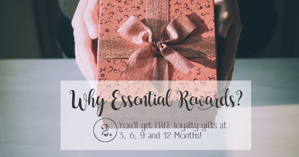 Essential Rewards Free Loyalty Gifts