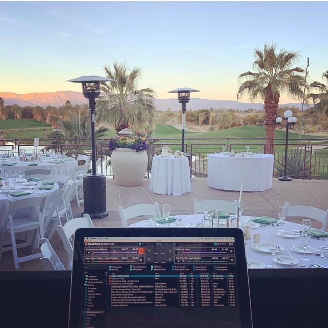 Desert Willow CC. Palm Desert, CA    Indoor/ Outdoor receptions and ceremonies.