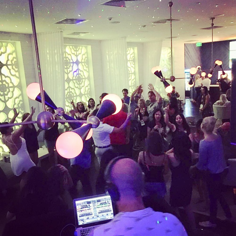 Riviera Palm Springs Resort and Spa. Palm Springs, CA    Familiarity with venues across Palm Springs and the Coachella Valley allow for streamlined wedding/event DJ service.