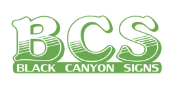 Black Canyon Signs