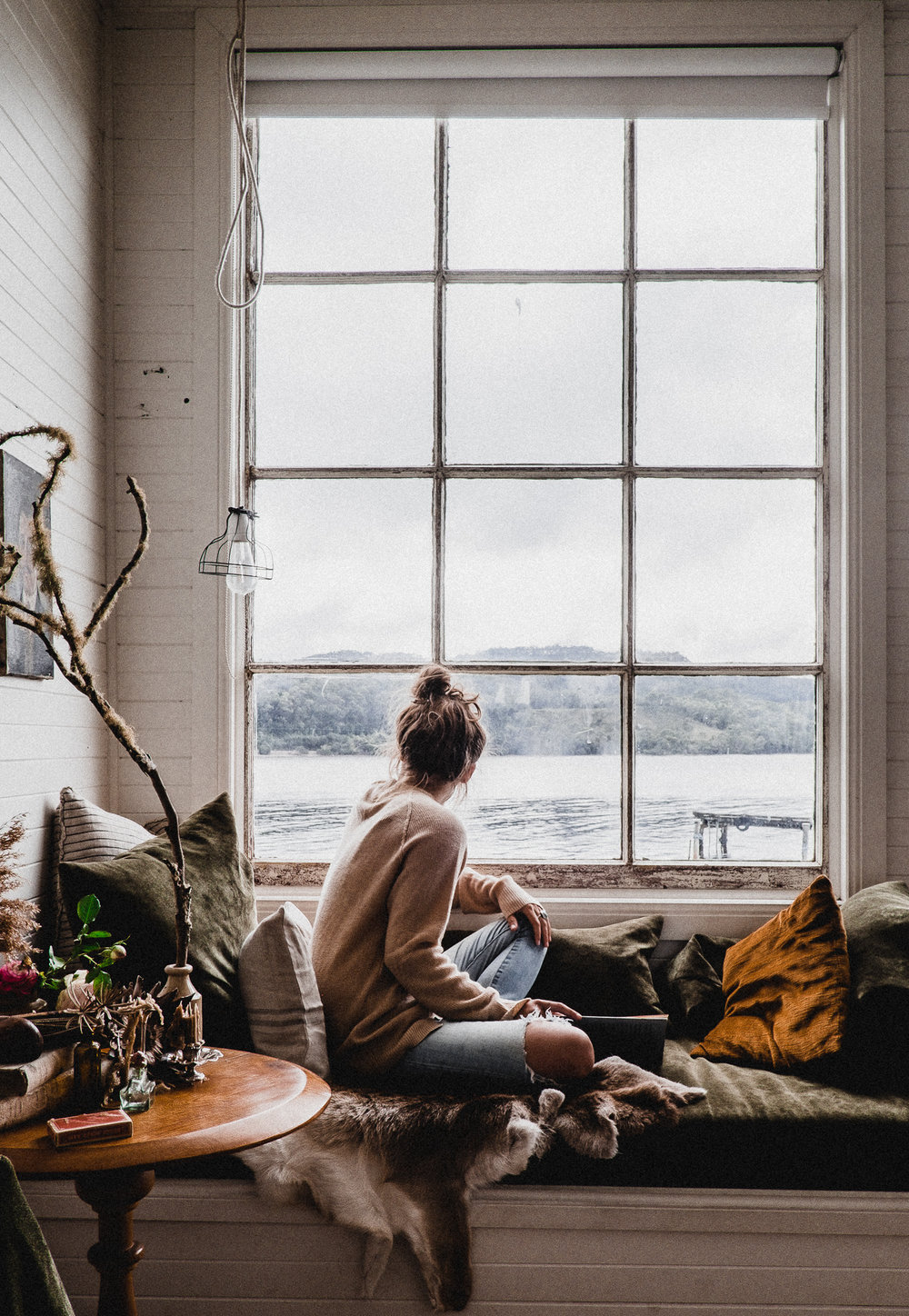 """…Captain's Rest (is) arguably the most Instagrammed Airbnb in Australia. The magical cabin in Strahan on the west coast of Tasmania has become legendary in the 12 months it's been in operation"" - — Emma Vidgen, thewayward.co"