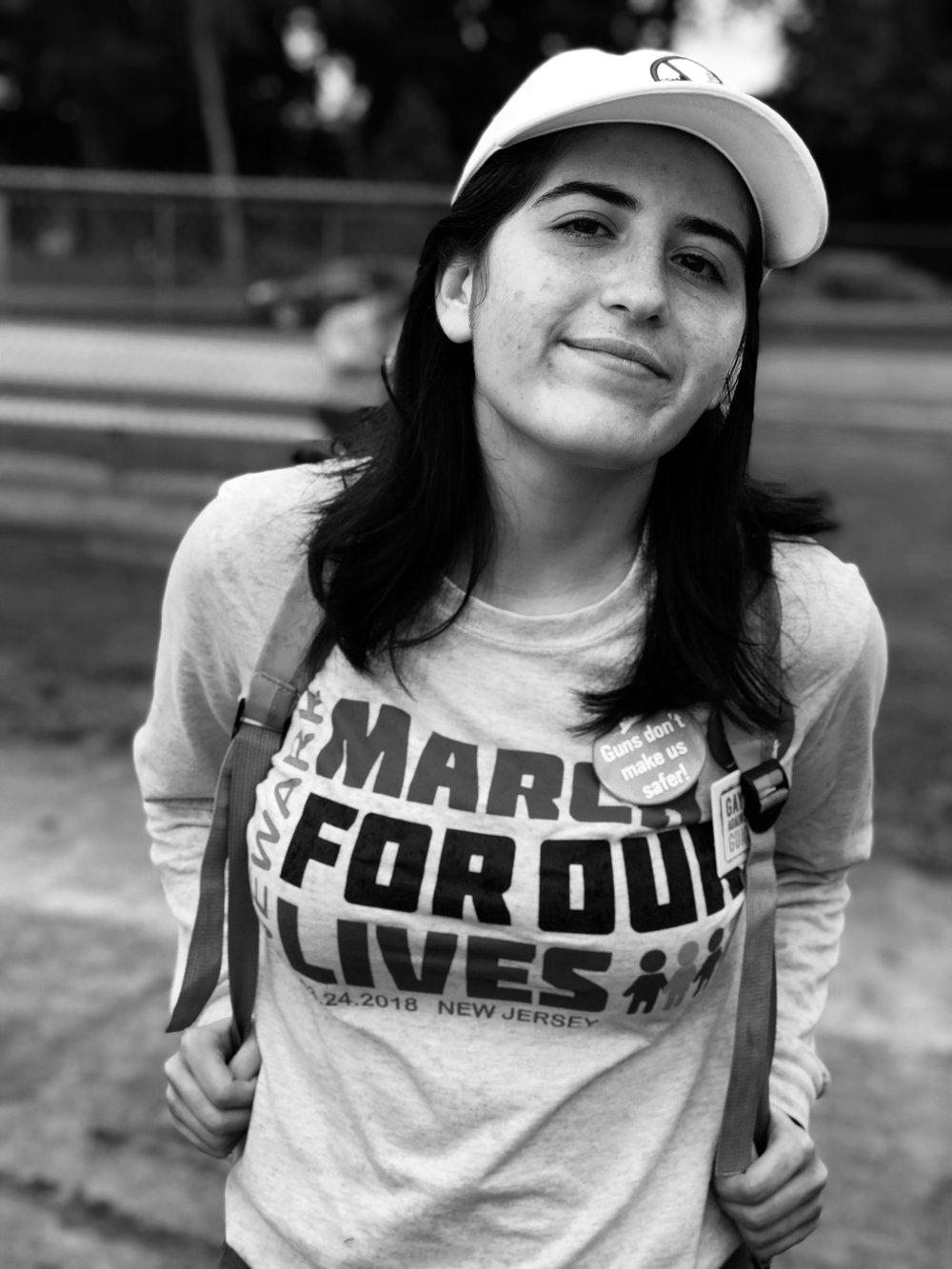 Sarah Emily Baum, 18 (Co-Founder)    Marlboro, NJ
