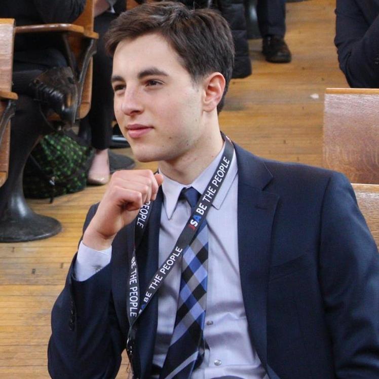 Christian G. Martin, 17  Princeton, NJ