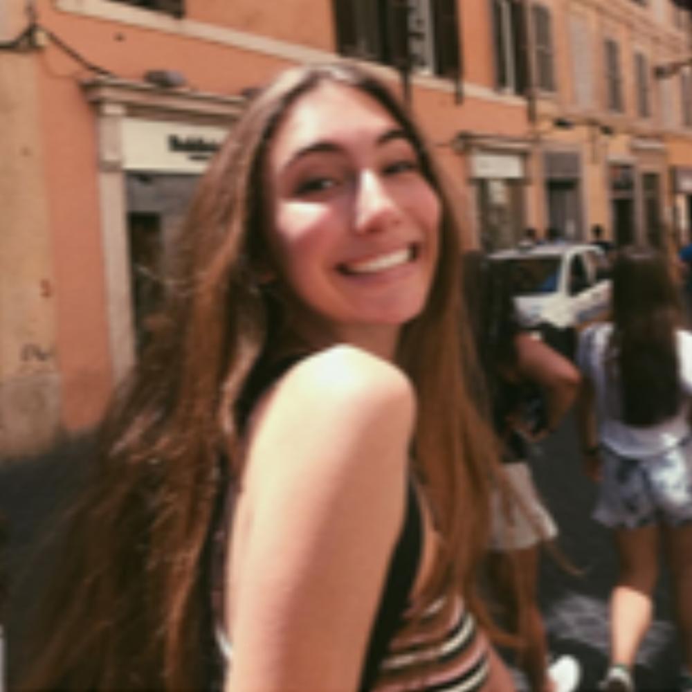 Samantha Levy,16  South Orange, NJ