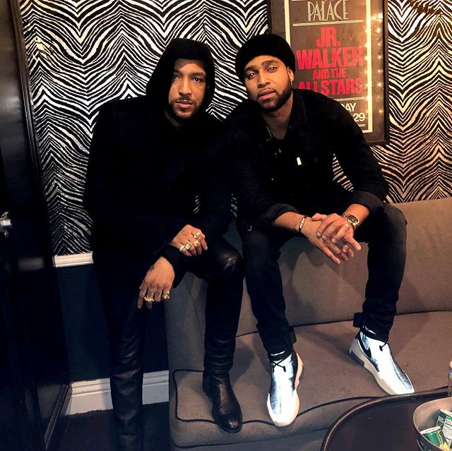 Last night was a movie!!! Appreciate the brodie @rojamesxix for allowing me to be apart of the show!!! If you missed it then you just missed it! Lol here's some clip from last night! Enjoy 💪🏽💪🏽