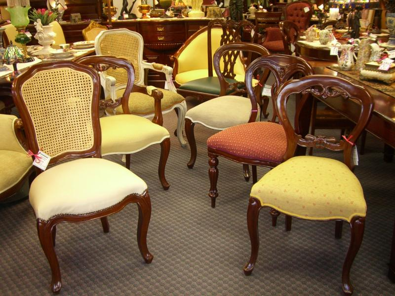 Dining Chairs - CHR008
