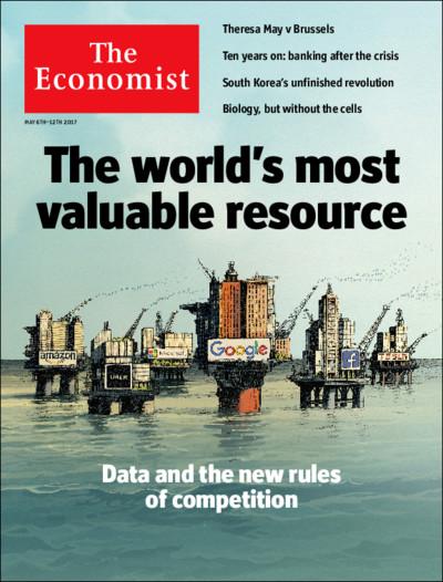 The Economist (21 June 2018)