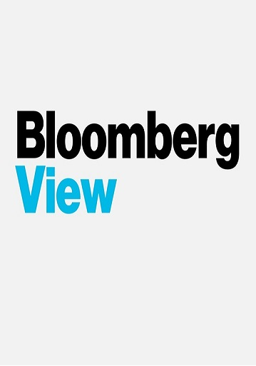 Bloomberg Opinion (9 August 2018)