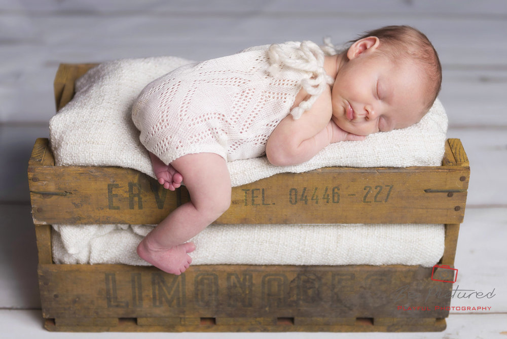 Be Pictured newborn fotograaf Gent
