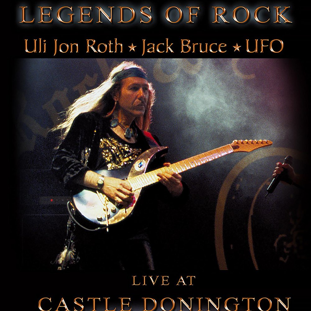 Legends Of Rock: Live At Castle Donington (2002)