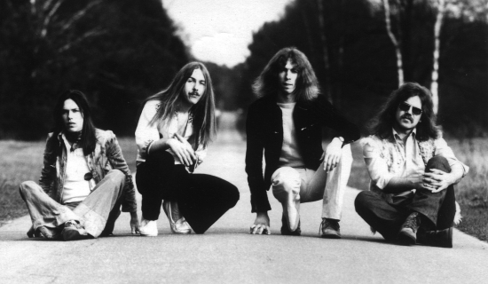 DAWN ROAD - JÜRGEN ROSENTHAL, ULRICH ROTH, FRANCIS BUCHHOLZ, ACHIM KIRSCHNING, Altwarmbüchen, April 1973