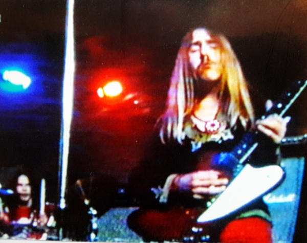 1st TV show of the new SCORPIONS, ( This is my Song ) Lindau , Alpenländer Festival, 19. August 1973