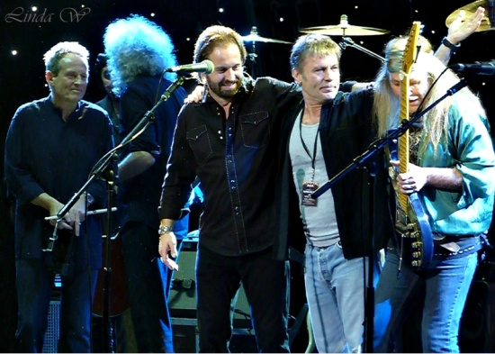 ULI at the SUNFLOWER SUPER JAM & BRUCE DICKINSON, BRIAN MAY,  ALFIE BOE, ALICE COOPER, MARK KING, JOHN PAUL JONES, IAN PAICE, SANDI THOM.   ROYAL ALBERT HALL, LONDON, 16. Sept 2012