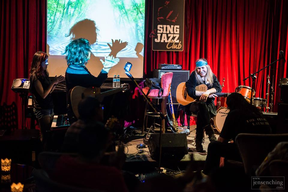 SKY ACADEMY SINGAPORE 2015   Sing Jazz Club, 26. February 2015