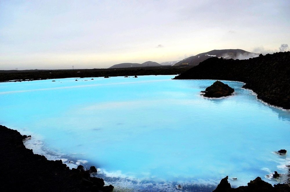 The Blue Lagoon Thermal Spa