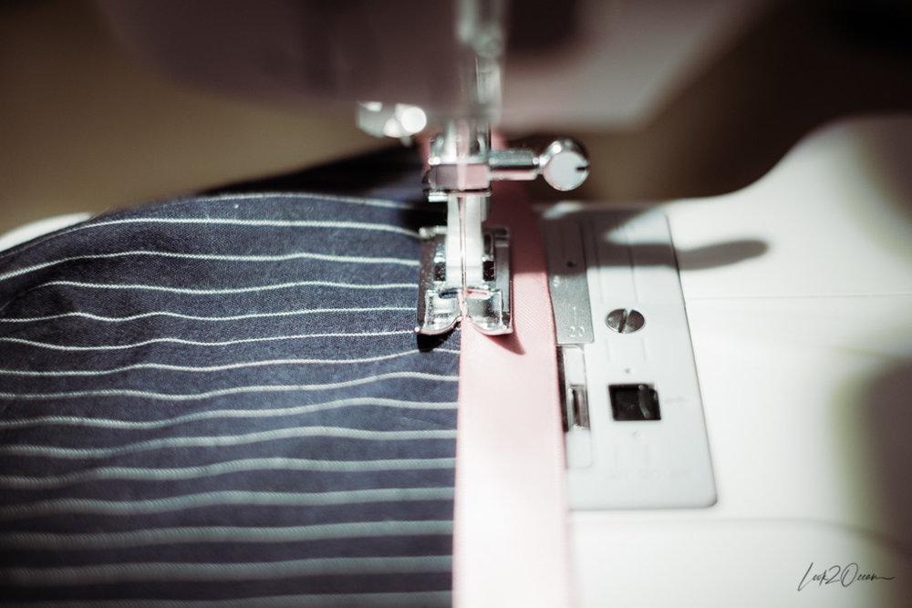 DIY Tutorial – How To Make A Front Tie Top From A Mens Shirt