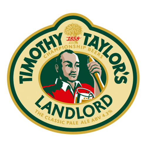 Landlord - 4.3%This full drinking Pale Ale with a complex and hoppy aroma. Roasted malts, raspberries, dried fruits, biscuit, lasting, steady bitterness throughout provided by the hops. Slightly dry, full body, lasting hoppy finish.Click here for more info on Timothy Tailor