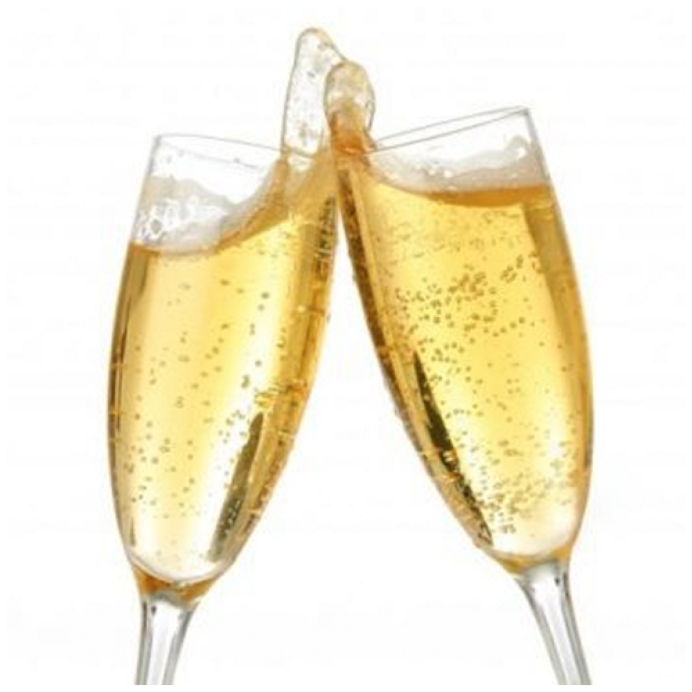 Prosecco & Soft Drinks - Prosecco and a range of soft drinks will also be available.