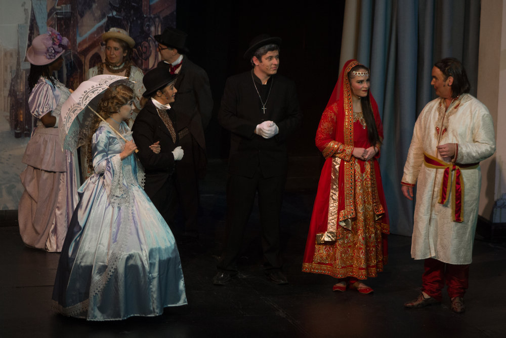 The Mystery of Edwin Drood (Narberth Community Theatre)