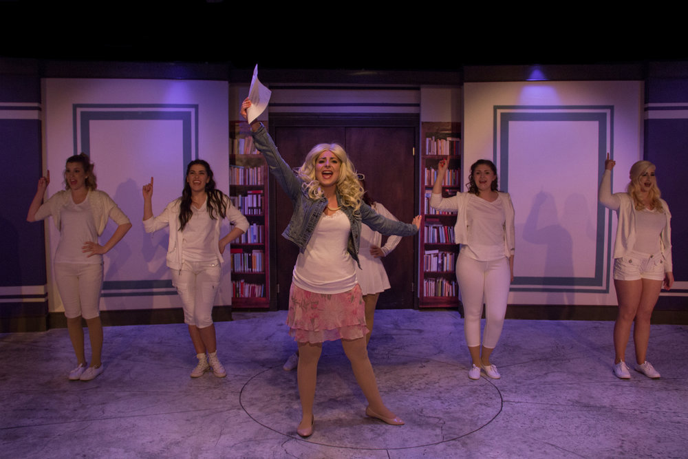 Legally Blonde: The Musical (Cabrini Theatre)