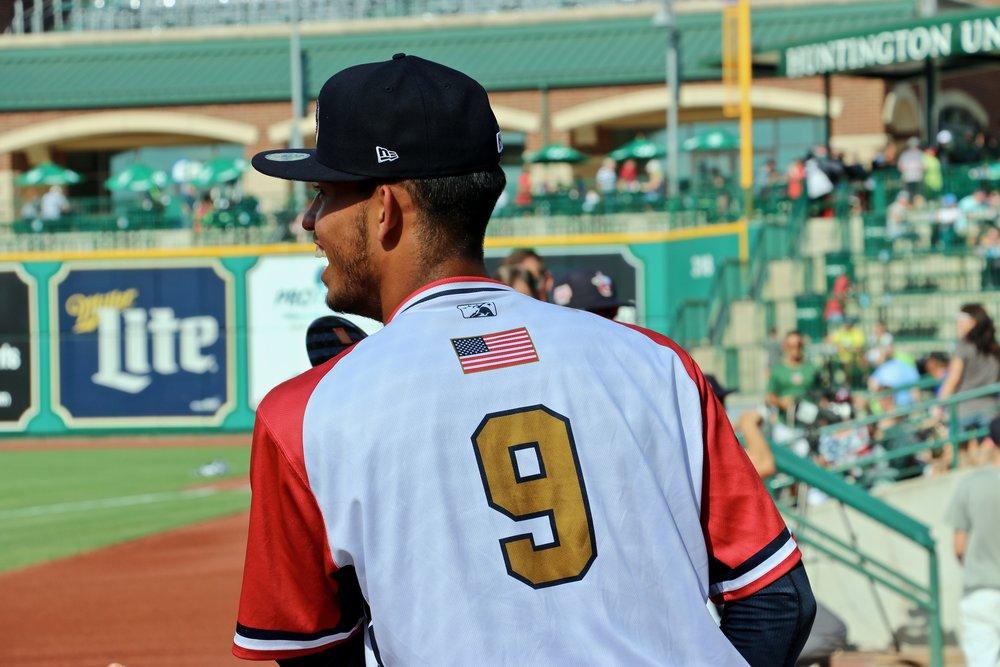 Gabriel Arias. Photo credit: Lance Brozdowski