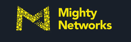 Click to visit Mighty Networks.