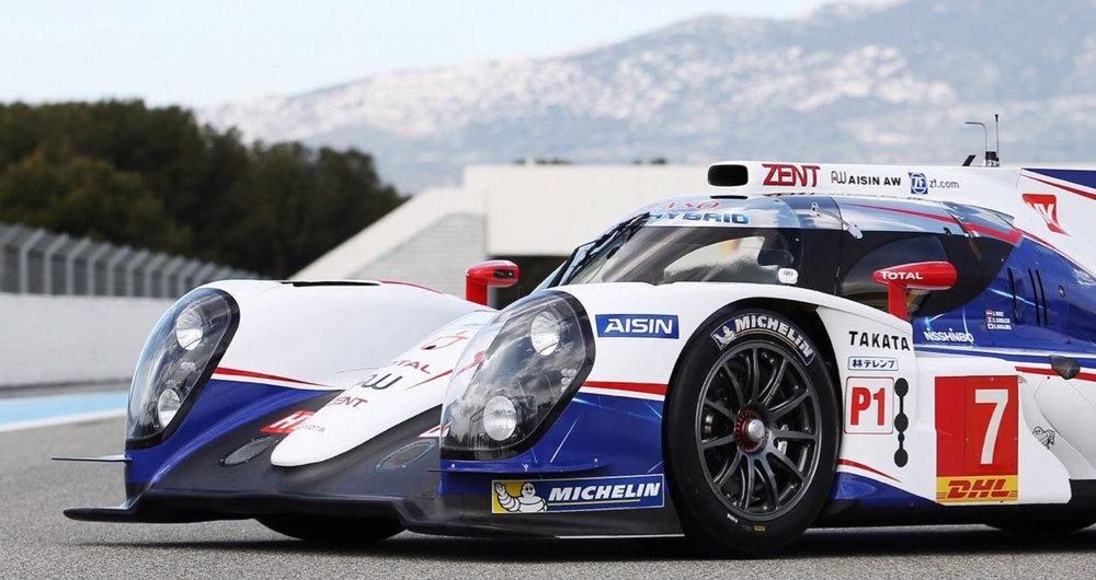 Toyota Motorsport GmbH's World Endurance Championship - Somos Perform