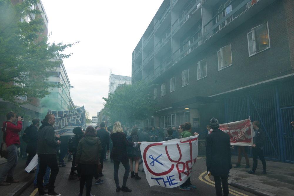 Why We Strike -