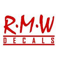 RMW Decals