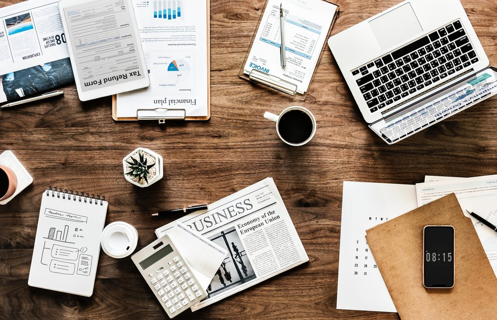 working financial data business digital nomad