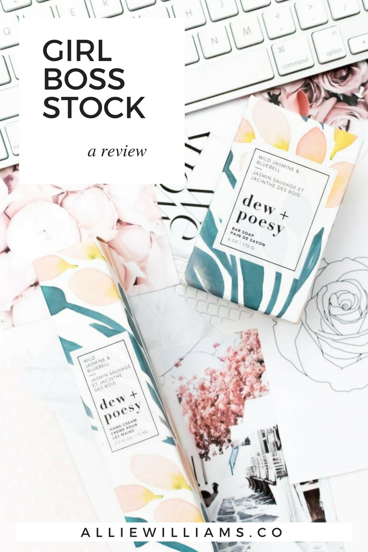 Girl Boss Stock: A Review