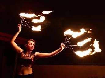 Fire Show with Kumpania Phoenicia