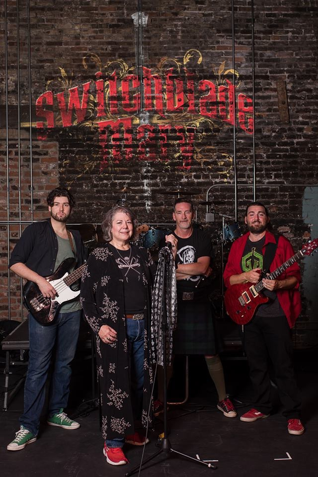 SwitchBlade Mary - A rock/metal band from Yuma, AZ will be performing on our stages exclusively for our St. Patty's Day Eve line up.With their major musical influences including Black Sabbath, Rush, Linda Rondstadt, Stevie Nicks, Van Halen, Journey, Glen Miller, The Pretenders, Beethoven, Led Zeppelin, you are in for a treat. The band has a few surprises to go along with our event as well! You will not want to miss this fun and entertaining evening!
