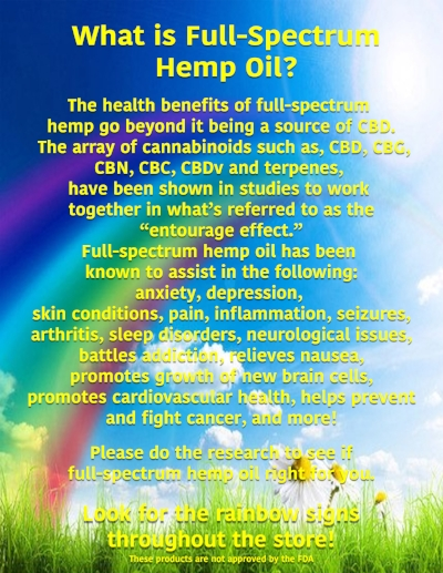 Click image to learn more about Full-Spectrum Hemp oil