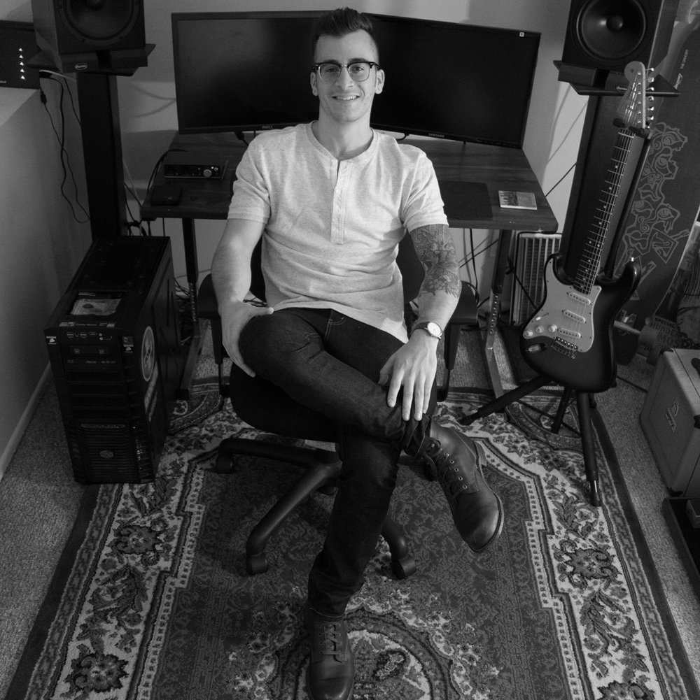 Ryan Smith - Senior Level Designer