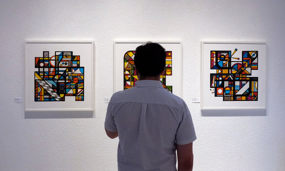 On Display at Gallery 903  / May 2019