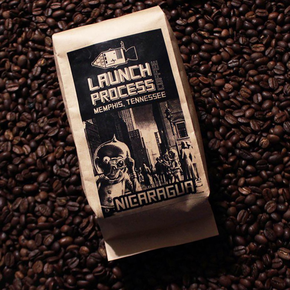 Launch Process Coffee