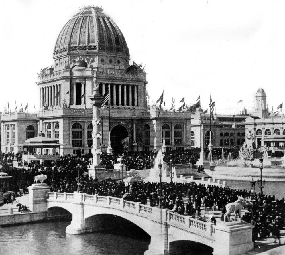 World's Columbian Exhibition Image: Public domain