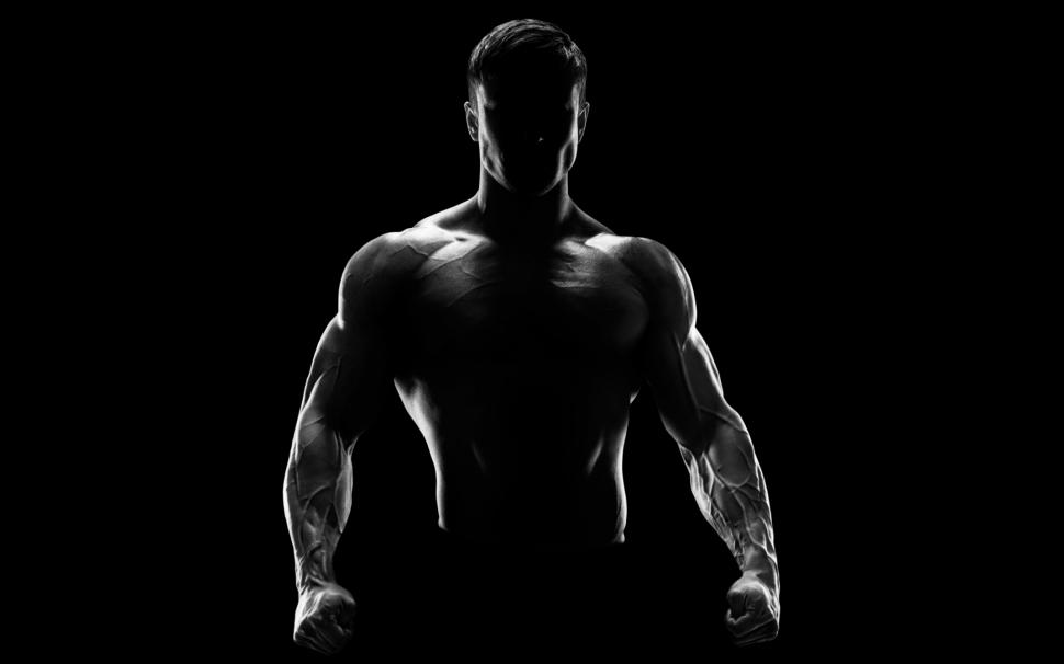 BUILDING THE IDEAL PHYSIQUE -
