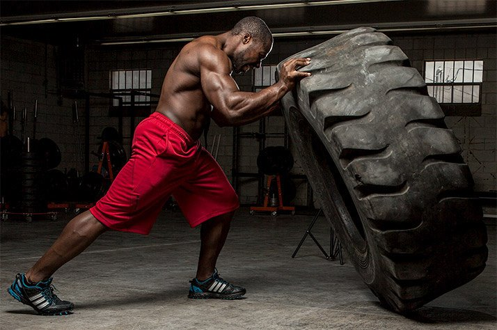 RAGING STORM FOR BUILDING MUSCLE & BURNING FAT -