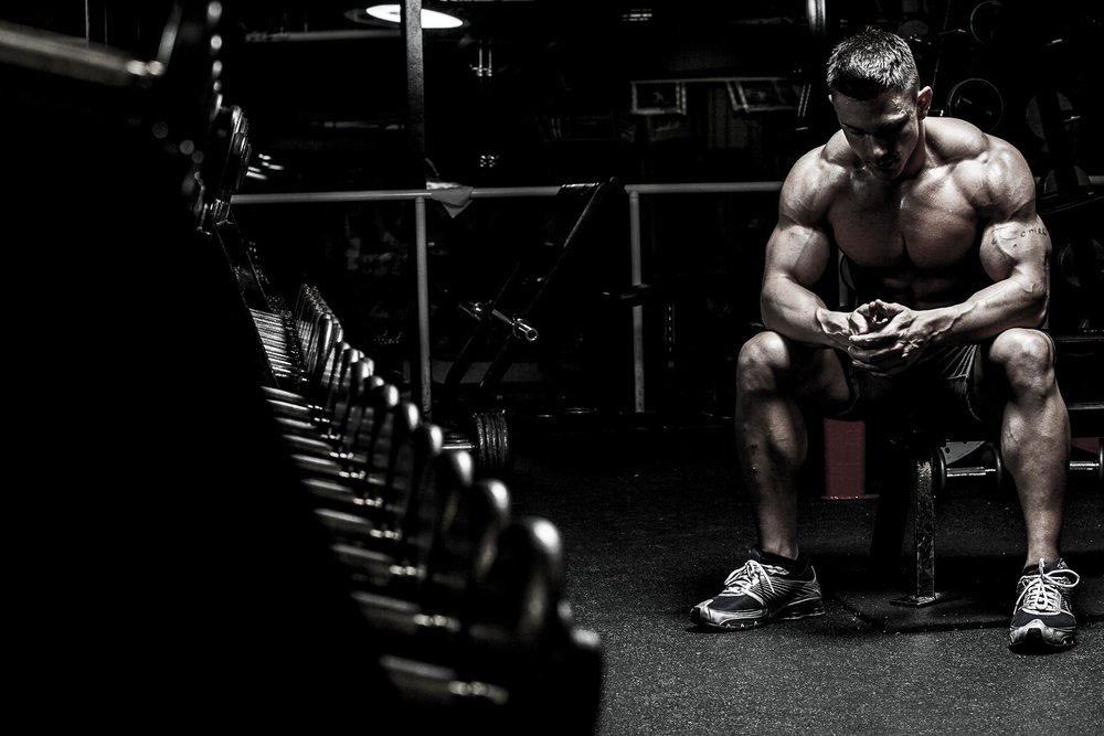 BUILDING THE POWER PHYSIQUE -