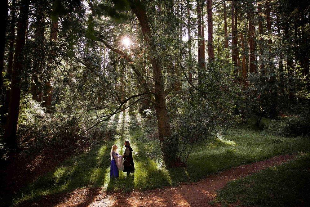 Lord of the Rings Wedding Robert's Regional Park