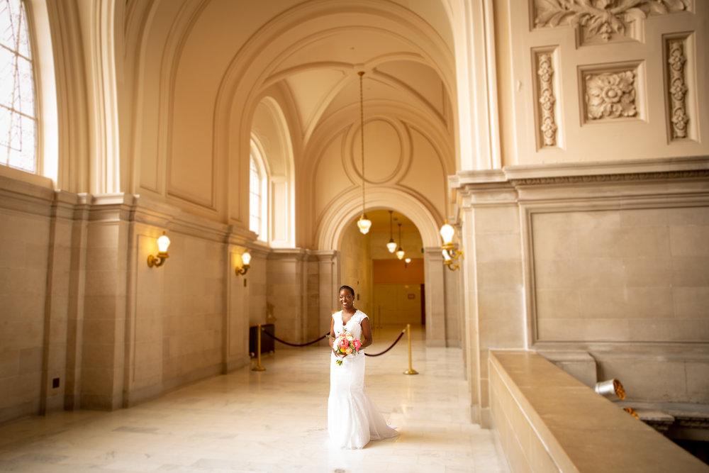 San Francisco city hall wedding ceremony-Atiyyah and Guy Marino-8.jpg