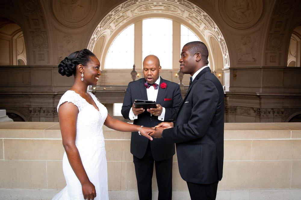 San Francisco city hall wedding ceremony-Atiyyah and Guy Marino-15.jpg