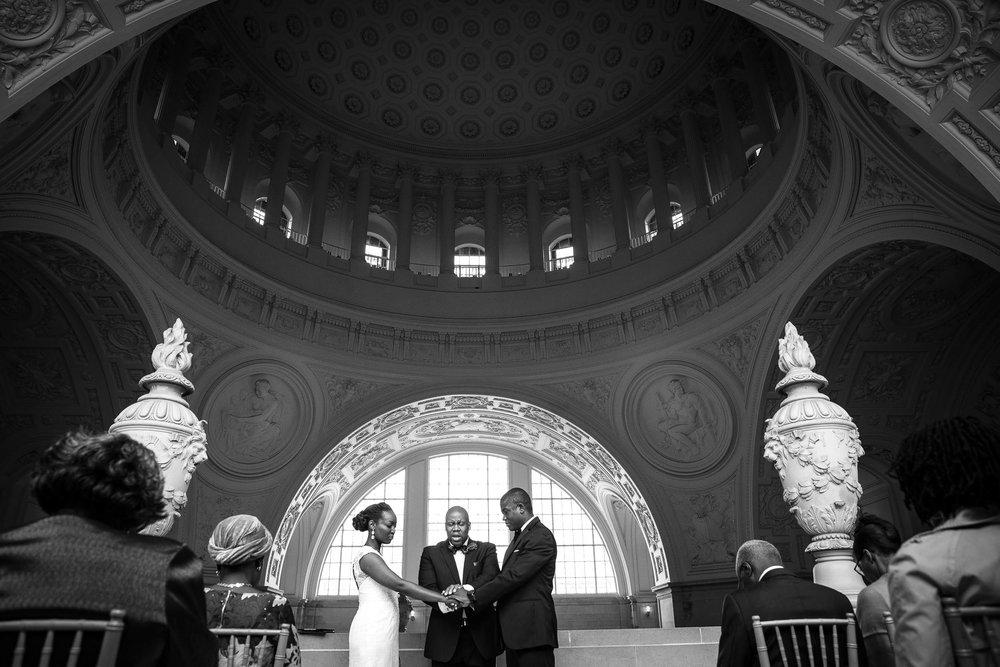 San Francisco city hall wedding ceremony-Atiyyah and Guy Marino-19.jpg