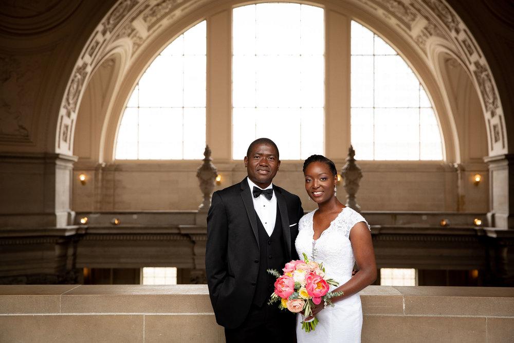 San Francisco city hall wedding ceremony-Atiyyah and Guy Marino-27.jpg