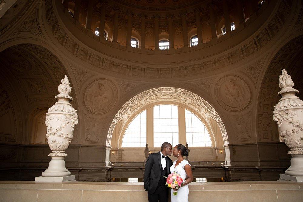 San Francisco city hall wedding ceremony-Atiyyah and Guy Marino-28.jpg