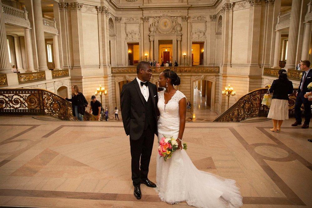 San Francisco city hall wedding ceremony-Atiyyah and Guy Marino-36.jpg
