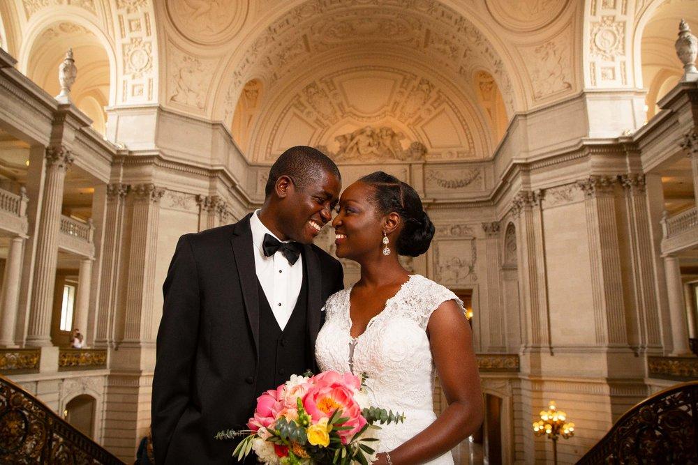 San Francisco city hall wedding ceremony-Atiyyah and Guy Marino-37.jpg
